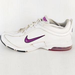Vintage Nike Air Max running training gym shoes